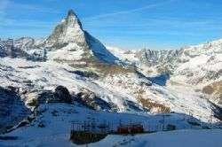 שוויץ: טיפוס לפסגת מטרהורן