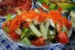 ספרד: אוכל ומסעדות בסרגוסה