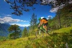 סלובניה: טיול כוכב על אופניים