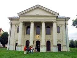 אתרים יהודיים בסלובקיה