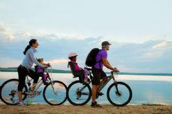 טיול אופניים משפחתי