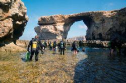 מלטה: אתרי צלילה במלטה
