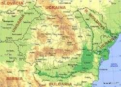 רומניה - פני הארץ ותושביה