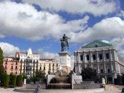 העיר העתיקה של מדריד