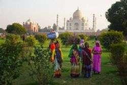 הודו - נשים וארמונות