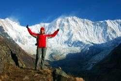 נפאל - טרק אנפורנה בייס-קמפ