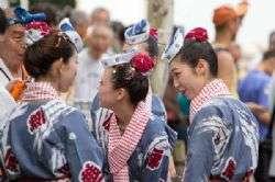 יפן - פסטיבלים ודת השינטו