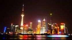 שאנגחאי - העיר שמעל הים