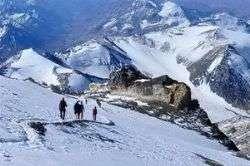 צ'ילה: ההר הגבוה באמריקה