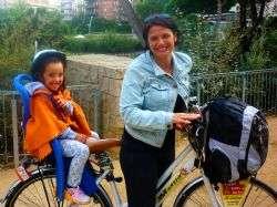ספרד: ברצלונה על אופניים