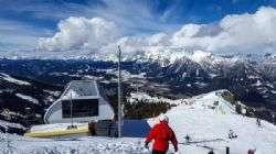 אוסטריה: אתר הסקי שלאדמינג