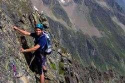 טיפוס הרים: איך לטפס מהר