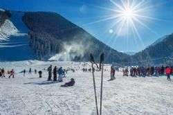 בולגריה: אתר הסקי בנסקו