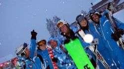 אוסטריה: אתר הסקי מאיירהופן