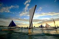 גן עדן באי הנופש בורקאי