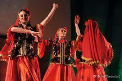 חג הנורוז באוזבקיסטן