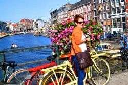 סיור באמסטרדם של המקומיים