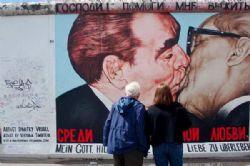 סיור בחומת ברלין