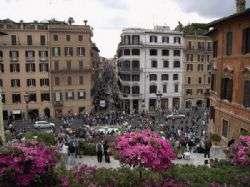 רומא - כיכרות גנים ומוזיאונים