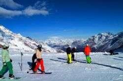 סקי בשוויץ: סקירת אתרים