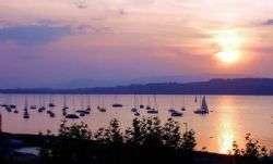שלושת האגמים: אגם מורטן