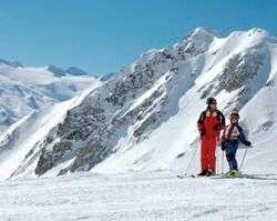 קרחונים וסקי קיץ באיטליה