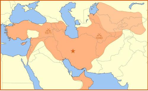 היסטוריה טורקית ג' - סלג'וקים