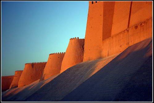 דרך המשי של אוזבקיסטן