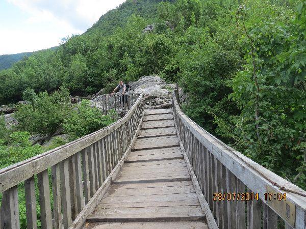 צפון אלבניה – שמורת ת'ת'י
