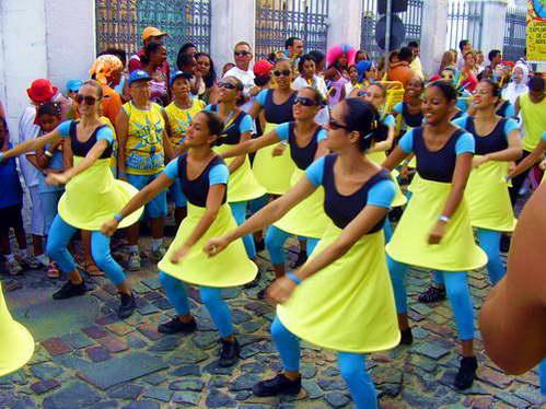 פולקלור ברזילאי