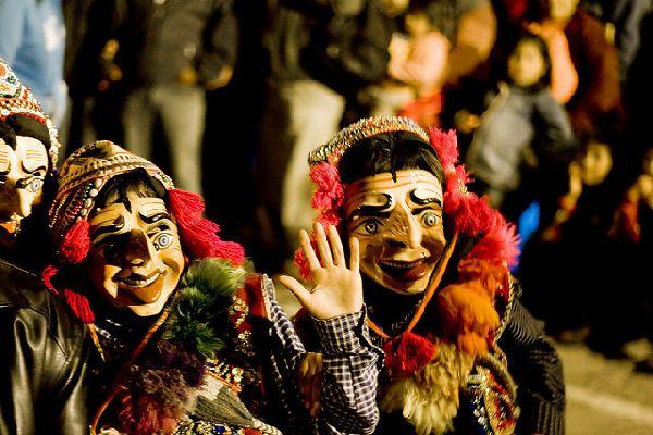 פרו: חגיגות הממצ'ה כרמן