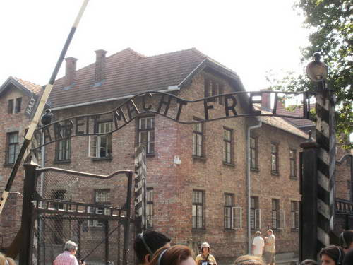 מחנות ההשמדה אושוויץ - בירקנאו
