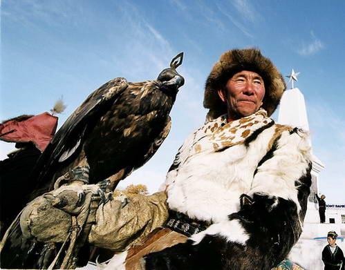 הקזחים ממערב מונגוליה
