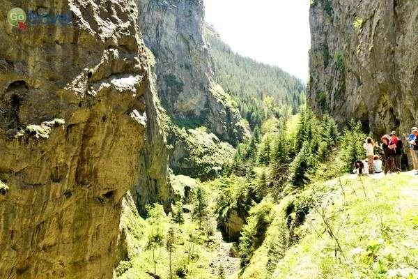 קניון טריגרד בהרי רודופי  (צילום: כרמית וייס)