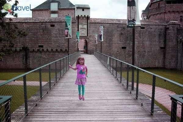 הטירה של נאנט  (צילום: Bas Boerman)