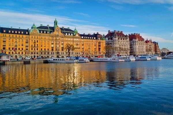 סטוקהולם בירת שבדיה  (צילום: Rasmus Anderssonn)