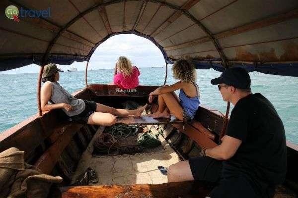הפלגה מקסימה - ספארי על המים (צילום: זיו קורן)
