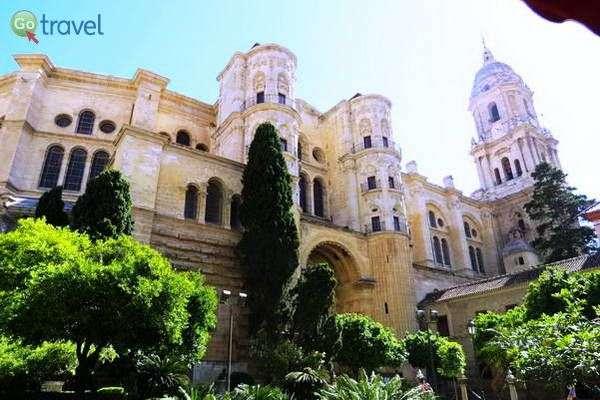 הקתדרלה של מאלגה  (צילום: כרמית וייס)
