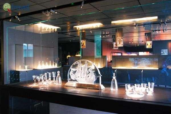 מוזיאון הזכוכית והקריסטלים לאליק (צילום: כרמית וייס)