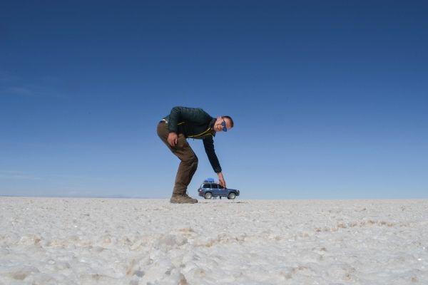 תעתועים במדבר המלח (צילום: Esmee Winnubst)