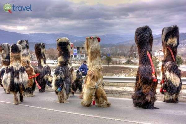 פסטיבל המסיכות קוקרי  (צילום: Klearchos Kapoutsis)