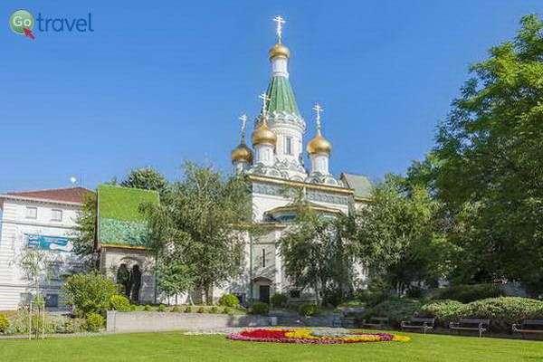 הכנסייה הרוסית  (צילום: Ava Babili)