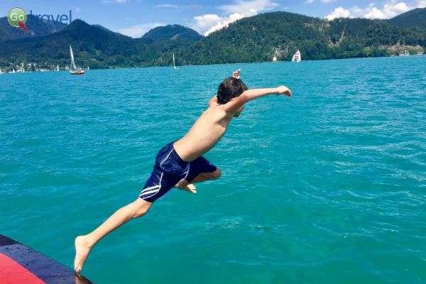 יום כיף מהסירה (צילום: נעה כרמון)