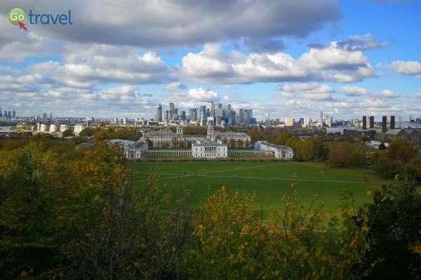 בית המלכה כפי שנשקף מהמצפה (צילום: ירדן גןר)
