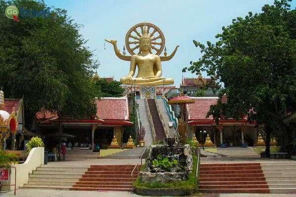 פסל הבודהה הגדול  (צילום: Holiday Point)