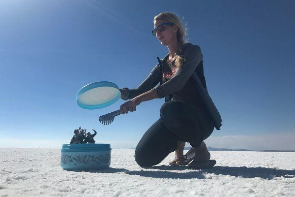 תעתועים במדבר המלח (צילום: Kyle Taylor)