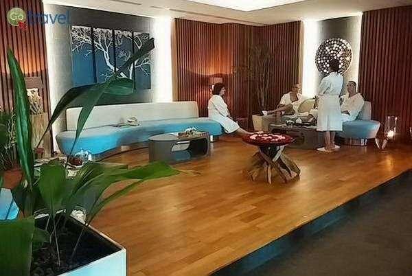 הספא המפנק במלון גראנד טיפי  (צילום: כרמית וייס)