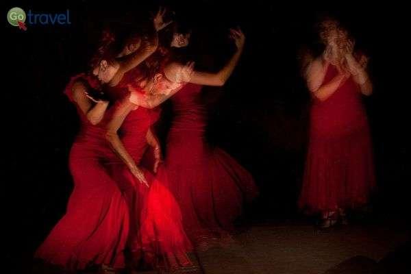 הריקוד הלאומי - פלמנקו (צילום: פלאביו)