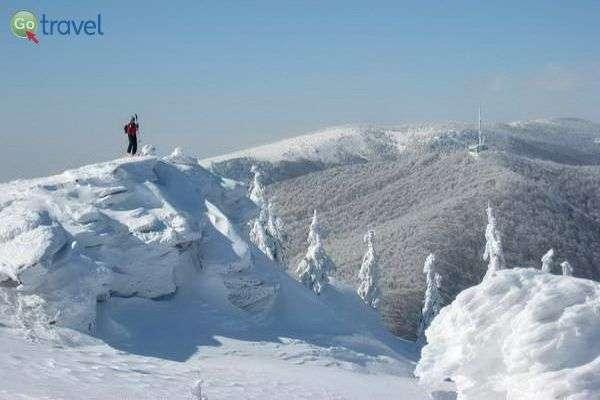 הרי בולגריה המושלגים  (באדיבות MEDRAFT)