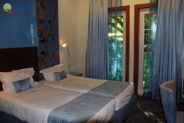 מלון קווינטה דה לאגרימאש, קוימברה (צילום: כרמית וייס)